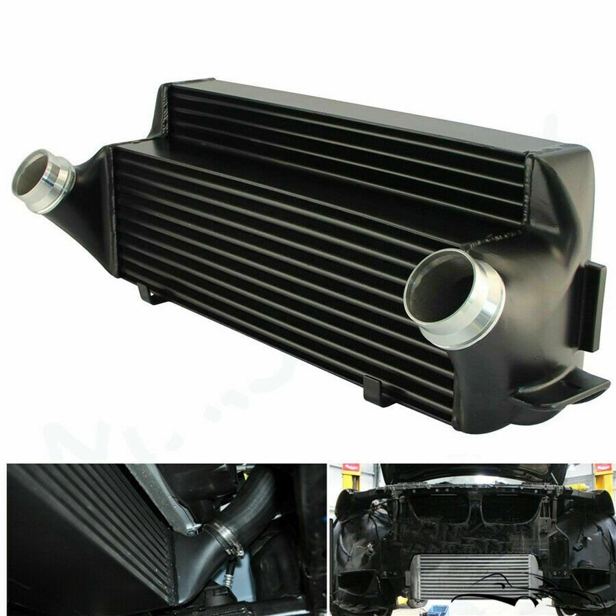 Bolt On FMIC Intercooler + Piping Hose Kit For BMW 1/2/3/4 Series F20 F22 F32