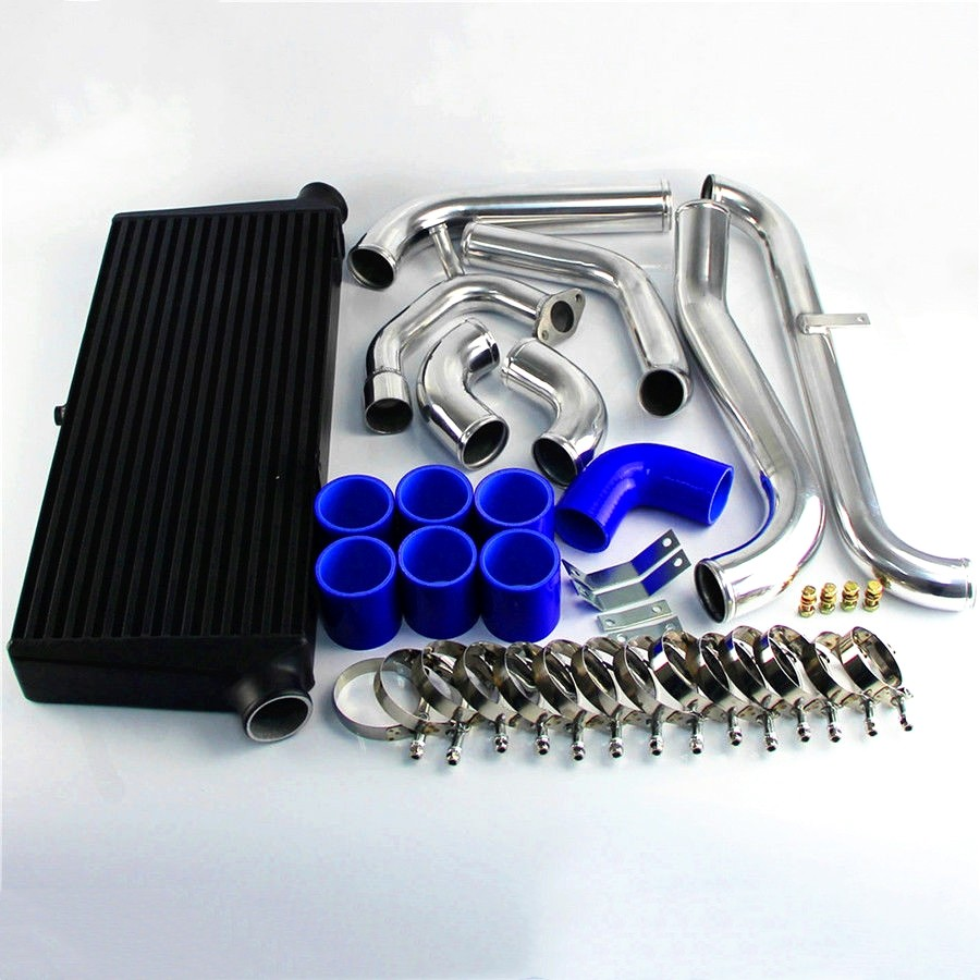 Bar and Plate Intercooler Kit For Toyota Starlet GT Turbo Glanza V EP91 EP82